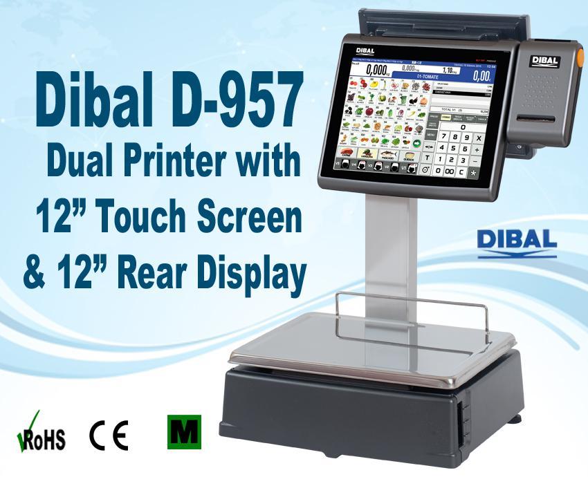 Image for Dibal D-957 12