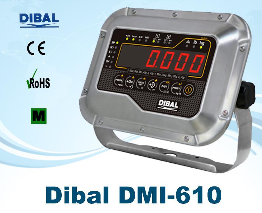 Image for Dibal DMI-610 Indicator