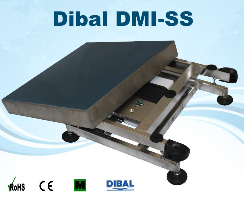 Image for Dibal DMI-SS Stainless Steel Scales