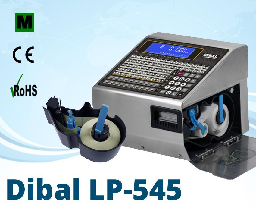Image for Dibal LP-545 Printer
