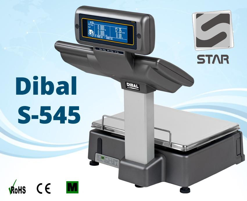 Image for Dibal S-545