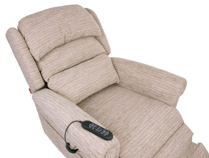 Dorchester Riser Recliner for sale by ISB Mobility