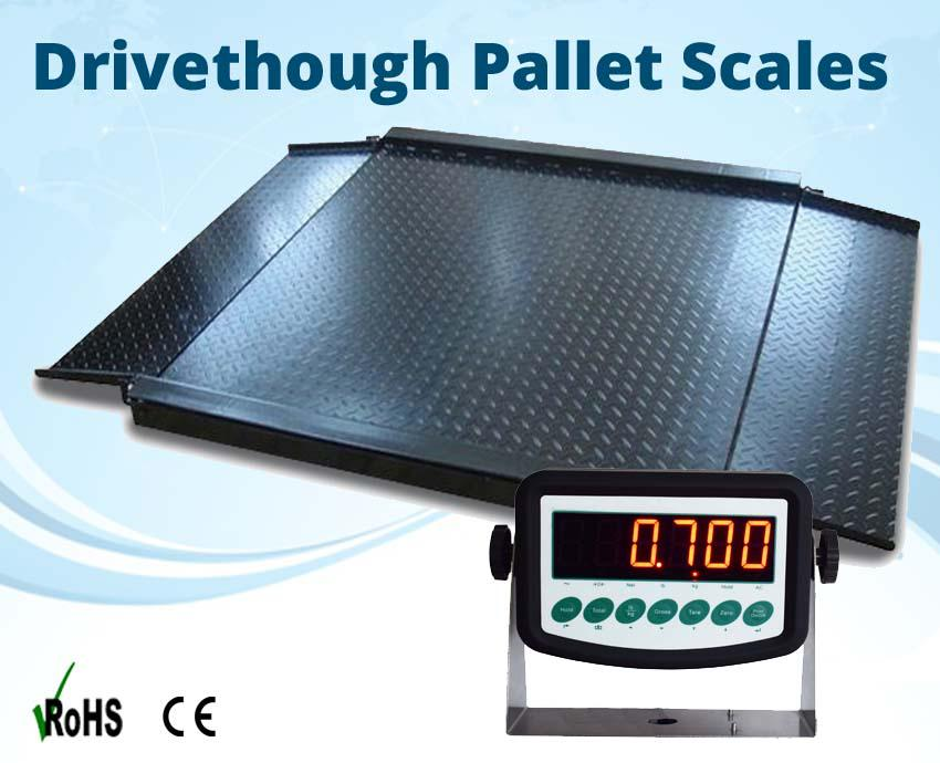 Image for SCS Drive Though Pallet Scales