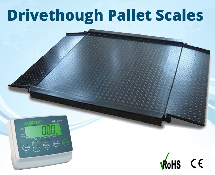 Image for Drive Though Pallet Scales