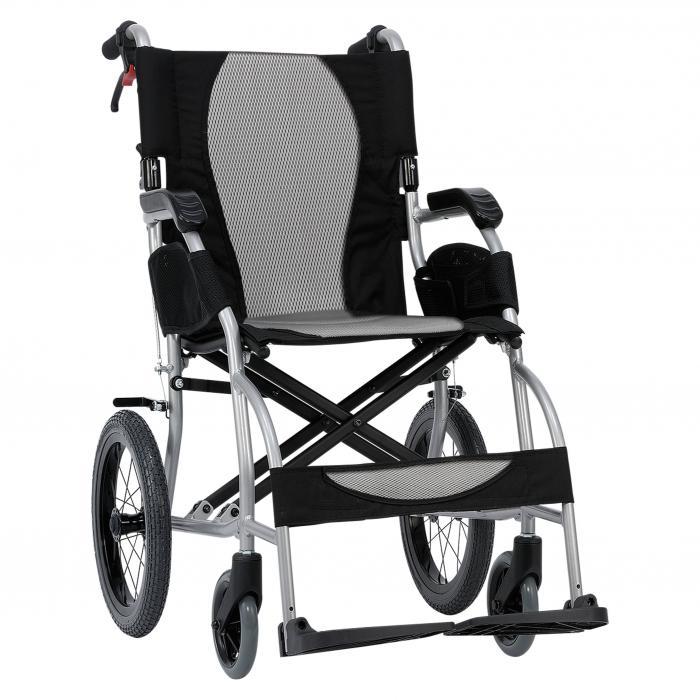 Ergo Lite Transit Wheelchair - Weighs just 8.3kg!