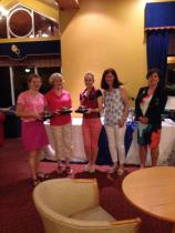 Open 3 Lady Team Event Kindly Sponsored by Steen O'Reilly Solicitors