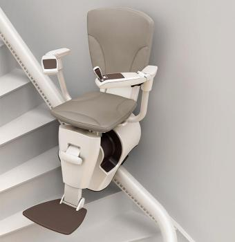 Flow 2 Curved Stairlift ( Request Pricing )