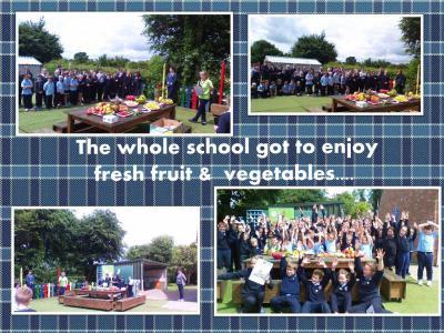 Whole school enjoyment