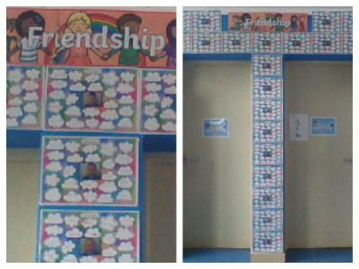OUR MINDFULL/FRIENDSHIP WALL