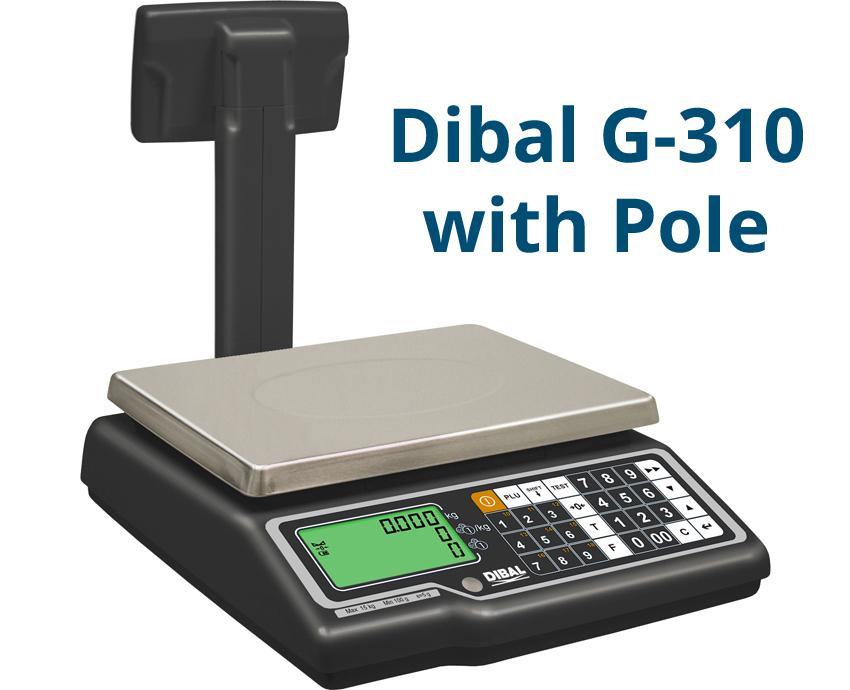 Image for Dibal G-310