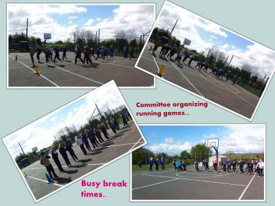 Physical Activity/Lunchtime games