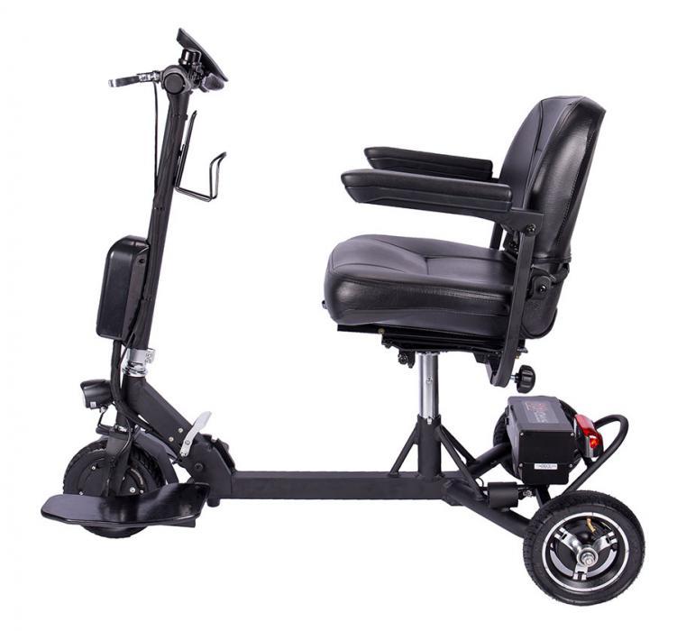 SnapnGo Lightweight Travel Scooter