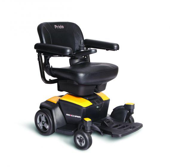 Go Chair - Yellow