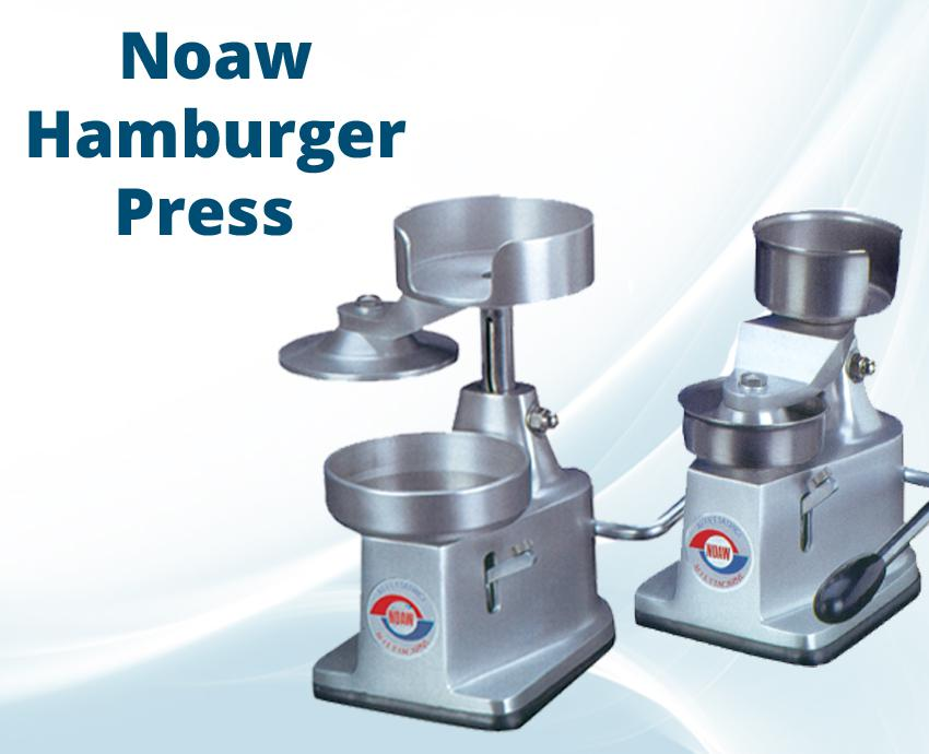 Image for Hamburger Press