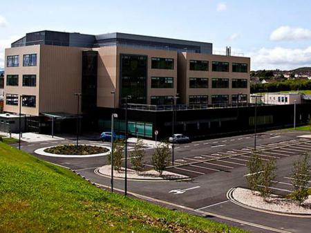 project by LMC Engineering: Letterkenny General Hospital