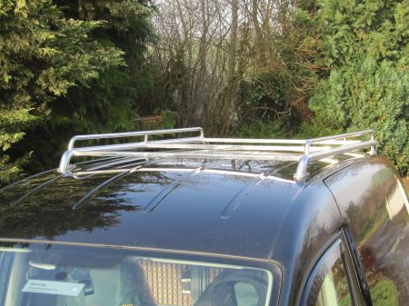 VW Caddy Stainless Steel Roof Rack