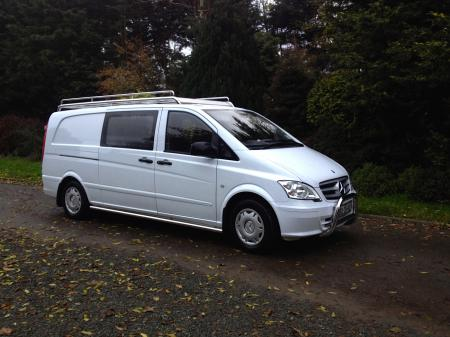 Mercedes Vito Stainless Steel A Bar