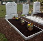 Granite RTFS Headstone