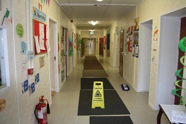 Instapace - St. Mary's National School, Dublin