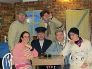 The Cast of The Marriage Plan, Anthony, Alan, Johnny,Martina, Mick and Siobhain