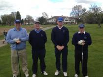 All Ireland Inter-Club Fourball