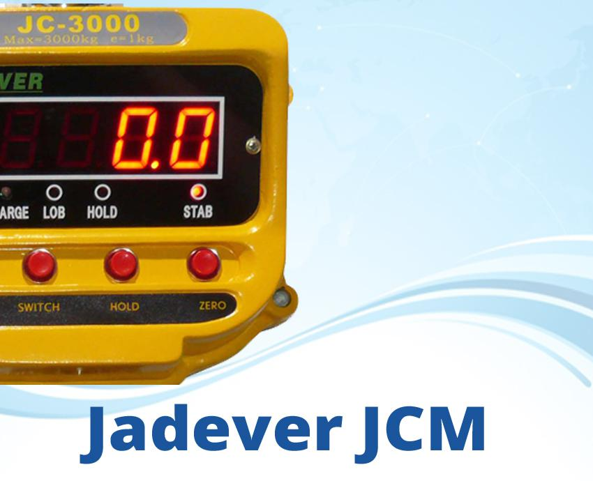 Image for JCM Crane Scales