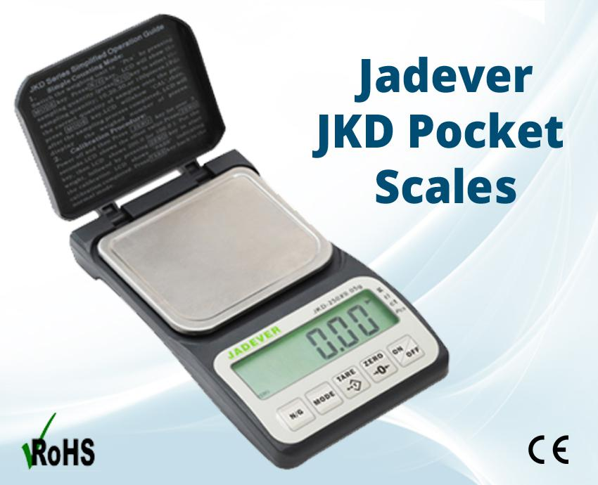 Image for Jadever JKD Pocket Scales