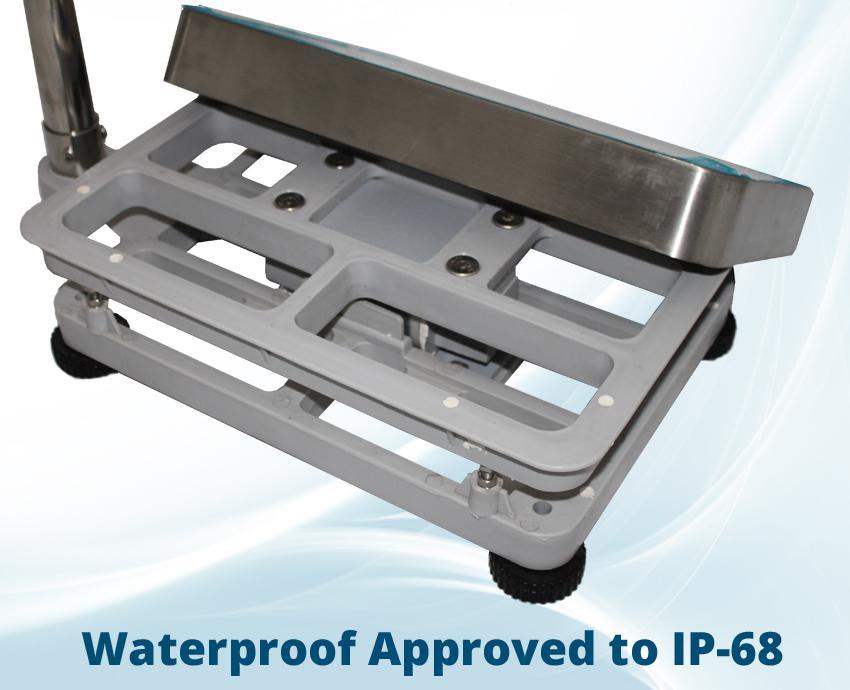 Image for Jadever JWI-501 Waterproof Scales