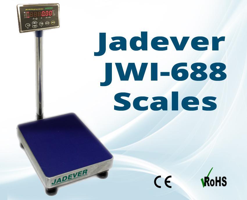 Image for Jadever JWI-688 Floor Scales