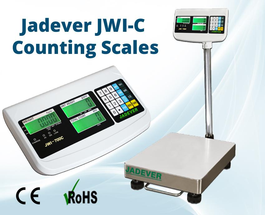 Image for Jadever JWI-700c Counting Scales
