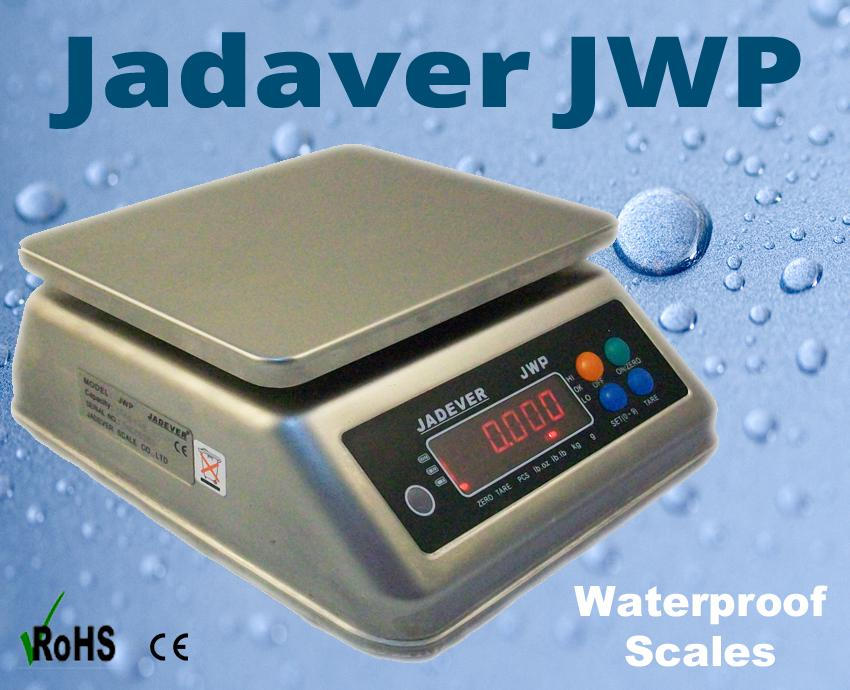Image for Jadever JWP Waterproof Scales