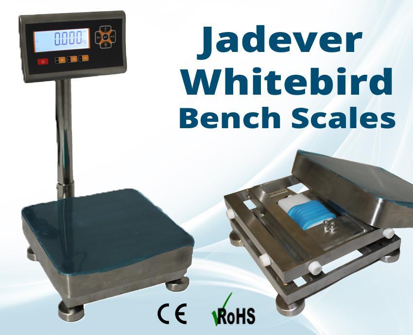 Image for Whitebird i10 Stainelss Steel Floor Scales