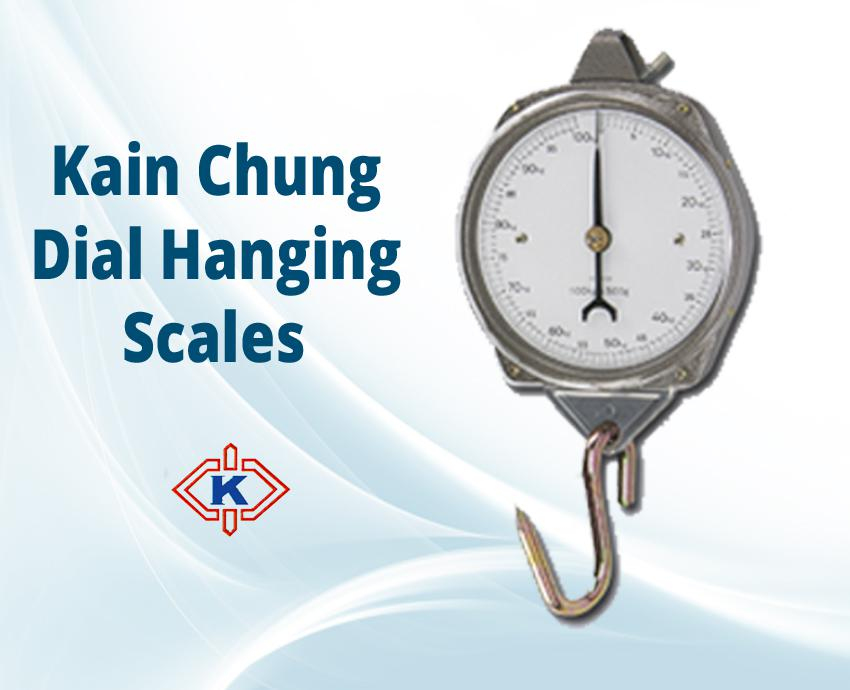 Image for KH-100 Small Hanging Scales