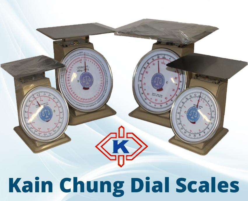 Image for KC Dial Scales