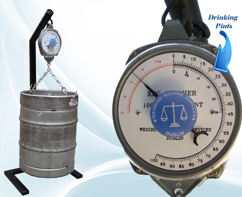 Image for Keg Scales