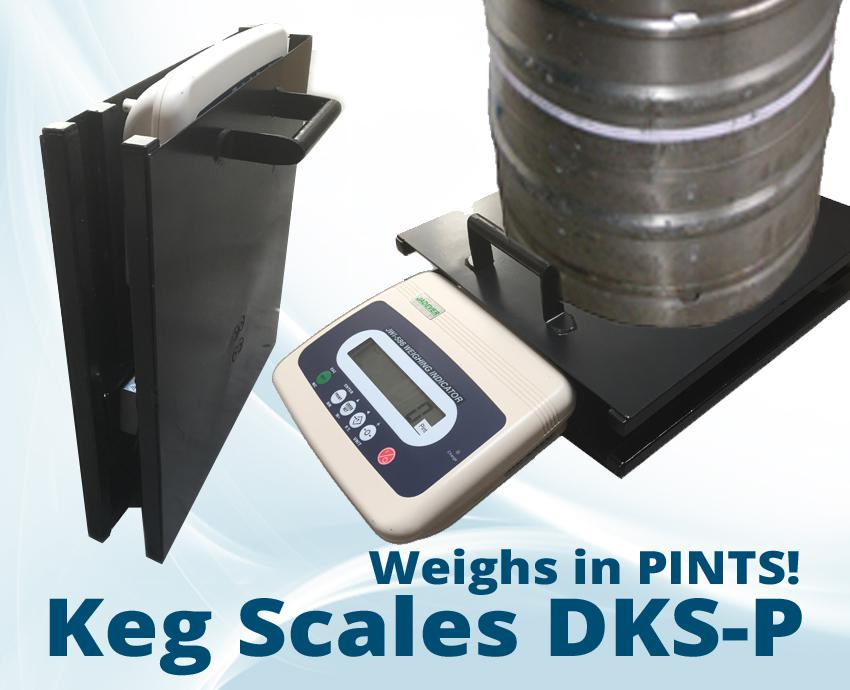 Image for DKS-P (Digital Keg Scales)