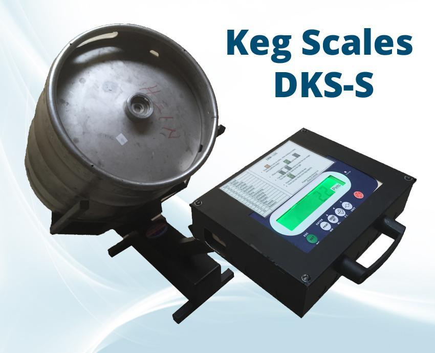 Image for DKS-S (Digital Keg Scales)