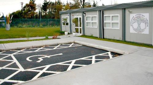Instapace - Kingswood Post Primary School, Dublin