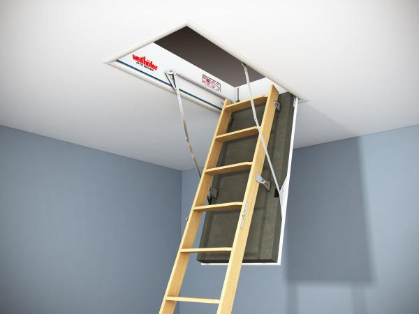 Wellhofer Airtight Attic Hatch By Ecological Building Systems