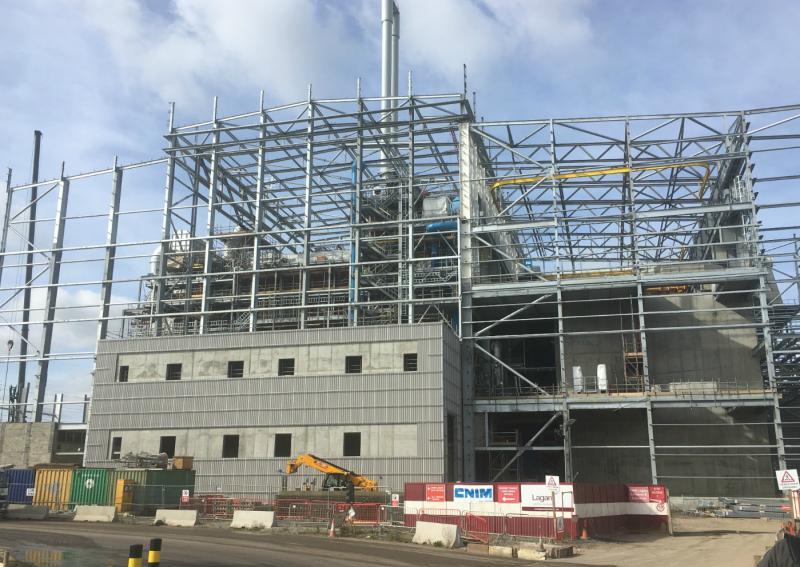 Renaissance Engineering - Energy Plant