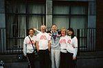 Lara, Eddie, Andrew, Annette, Nicola