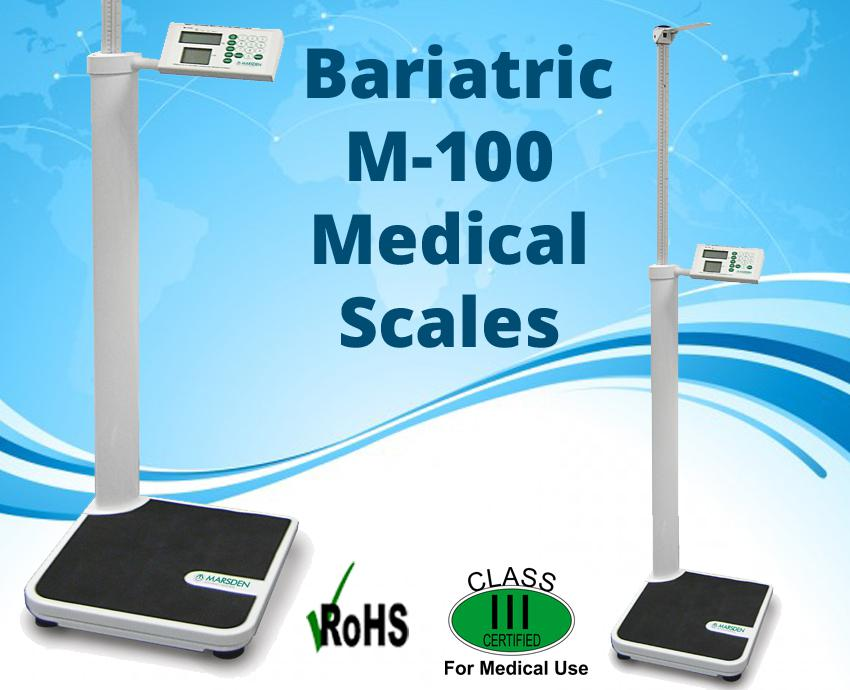 Image for M-100 Heavy Duty Medical Scales