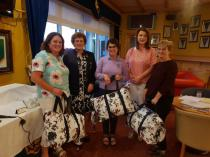 Open 3 Lady Team Monday 10th June Kindly Sponsored By J.G. Dillon & Co.