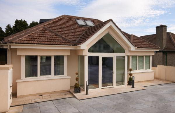 Award Winning Low Energy Passivhaus in Mount Merrion, Dublin