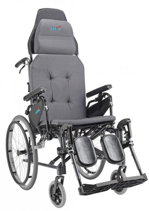 MVP-502 Self Propel Reclining Wheelchair