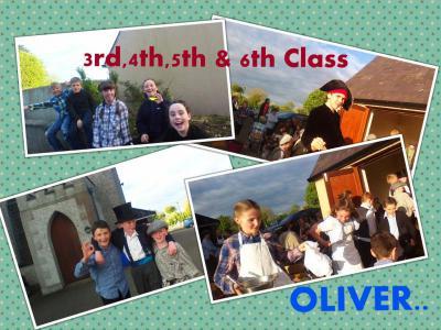 School conert..Oliver