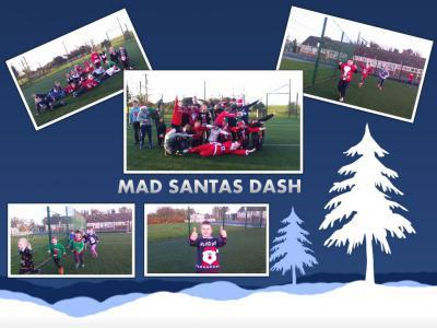 Physical Activity/ Mad Santa Dash
