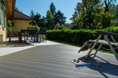 UPM Decking - Easy to Install