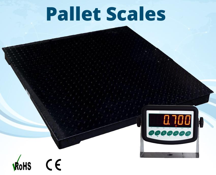 Image for SCS-1200 Pallet Scales