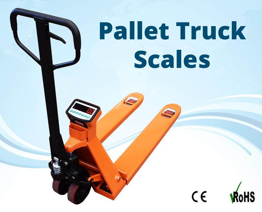 Image for PT-100 Pallet Truck Scales